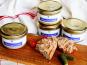 Alban Laban - Rillettes pur canard en bocal de 100g