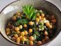 Graines Précieuses - Spécial Apéritif : Pois Chiches  Au Cumin Et Aux Herbes Fraîches