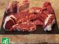 Nature viande - Domaine de la Coutancie - Boeuf complet 6kg avec côte à l'os