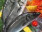 Poissonnerie Le Marlin - Loup - 450g - Vidé Et Écaillé