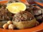 Graines Précieuses - Cœur d'artichaut farci au filet de poulet et aromates de Provence