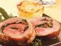 Le Jardin des Gallines - Epaule D'agneau Roulée Au Romarin Et Tomates Séchées