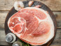 La Toison d'Or - Rouelle Porc Bio 100% Francais Élevé En Plein Air/Paille