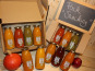 Atelier PotPote - Conserverie Artisanale Bio - Lot Découverte Snacking - 24x25cl