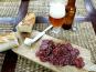 Ferme du caroire - Saucisson Sec De Chèvre Tranchè