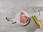 BEAUGRAIN, les viandes bien élevées - Côte de Porc (filet) Bio d'Auvergne
