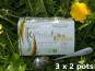 Laiterie du Climont - K-Philus - 6 Pots De K-philus Au Lait Entier De Brebis