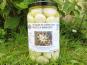 Cailles de Chanteloup - LOT de 2 bocaux de 48 oeufs de cailles écalés et cuits + 1 terrine de caille nature 90 gr