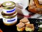 Alban Laban - Terrine de magret de canard au foie gras 100g