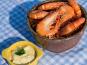 Ô'Poisson - Crevettes Bio - 300g