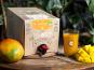 """Jus de fruits """"Ju"""" - Nectar De Mangue D'inde Bio - 5 Litres"""
