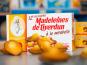 Les Véritables Madeleines de Liverdun - Boîte De 12 Véritables Madeleines De Liverdun À La Mirabelle