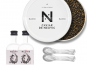 Caviar de Neuvic - 50g Caviar Baeri + 2 Mignonettes Vodka Française Neuvik + 2 Cuillères Nacres 7cm