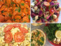 Colette Natural Food - Lot Apéro - 4 grandes salades