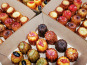 Les Cannelés d'Audrey - Coffret De 16 Mini-cannelés Sans Gluten Olives-pesto