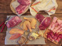 Ferme de Pleinefage - Colis Assortiment de Viande et Charcuterie Fermières - poulet, porc, canard
