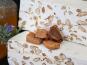 Nougats Laurmar - Nougat blanc tendre à la crème de caramel beurre salé