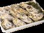 Les Huîtres Chaumard - Huîtres de Paimpol N°3 - bourriche de 12 pièces (1 douzaine)