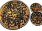 La Ferme des petits fruits - Grand Clafoutis Aux Myrtilles