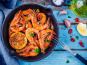Ô'Poisson - Crevettes Sauvages Cuites Grosses - Les 300g