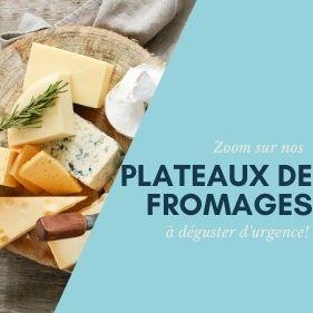 Fromages & crèmerie